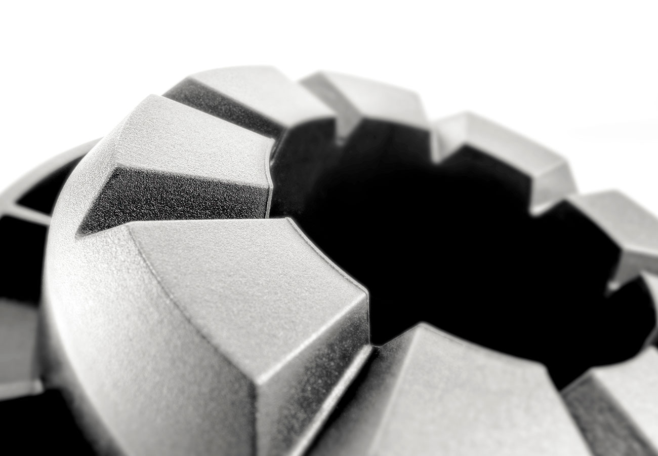 Prototyp-Gehäuse