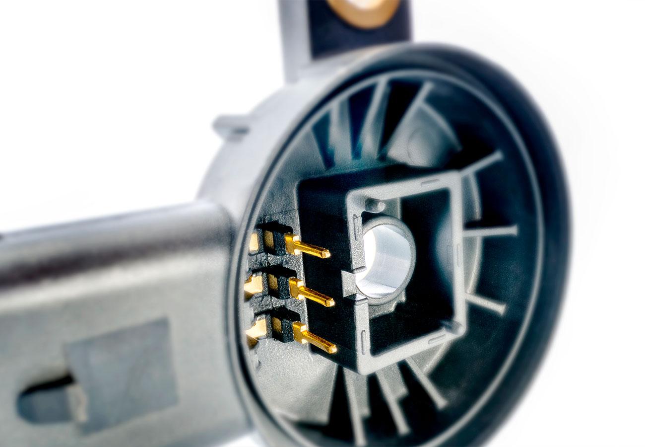 Sensor-Hybrid-Gehäuse