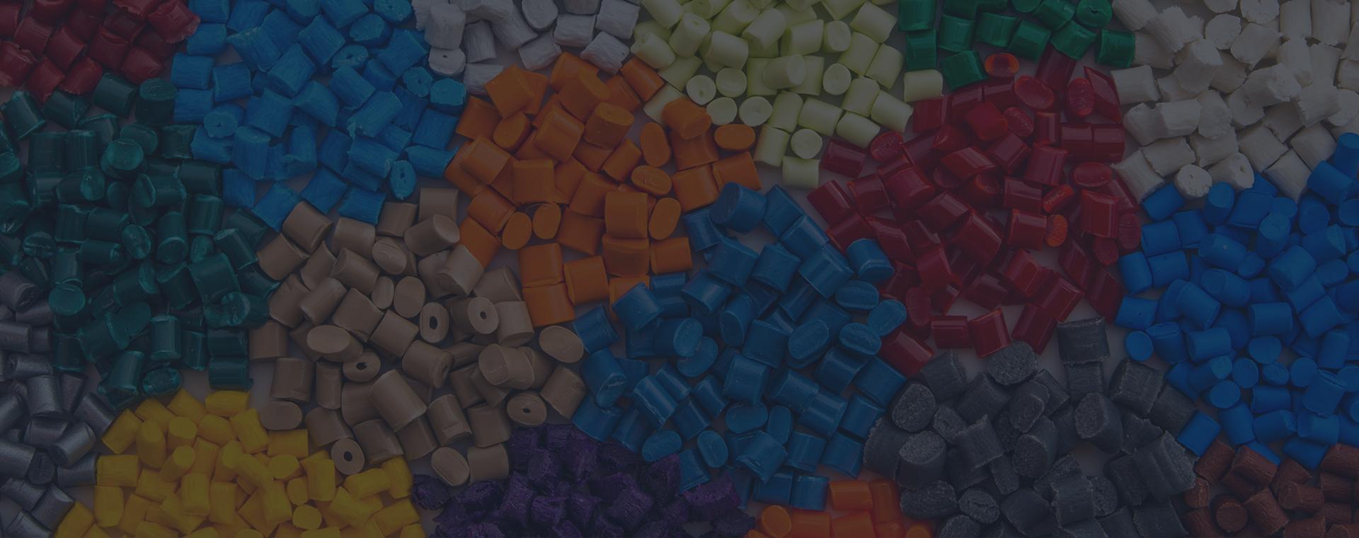 Materialienvielfalt