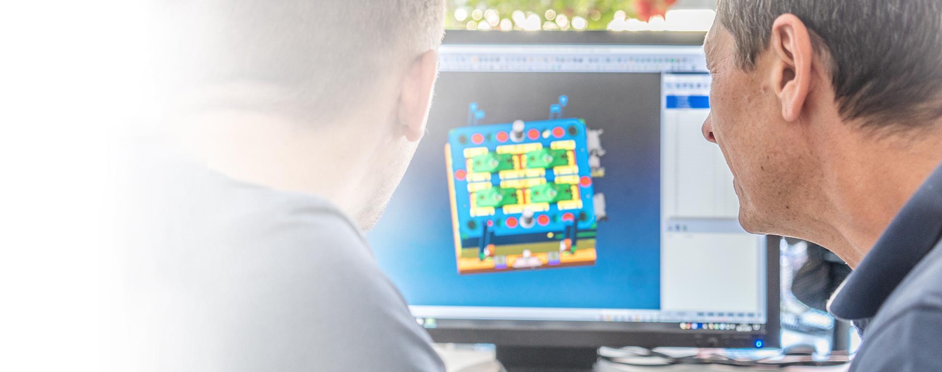 Entwicklung am Computer