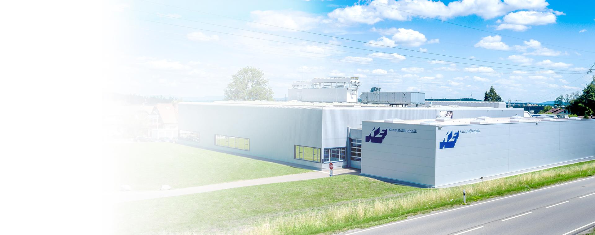 KE-Technik Gebäude